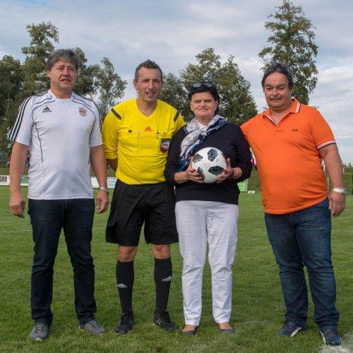 Patronanz und Matchball